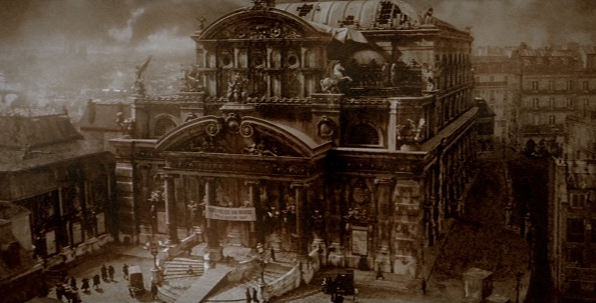 L'Opéra dans le film de Joel Schumacher